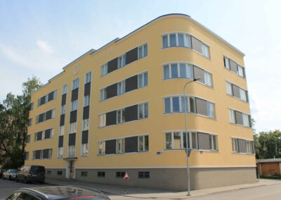 Koidu 100, Tallinn kortermaja